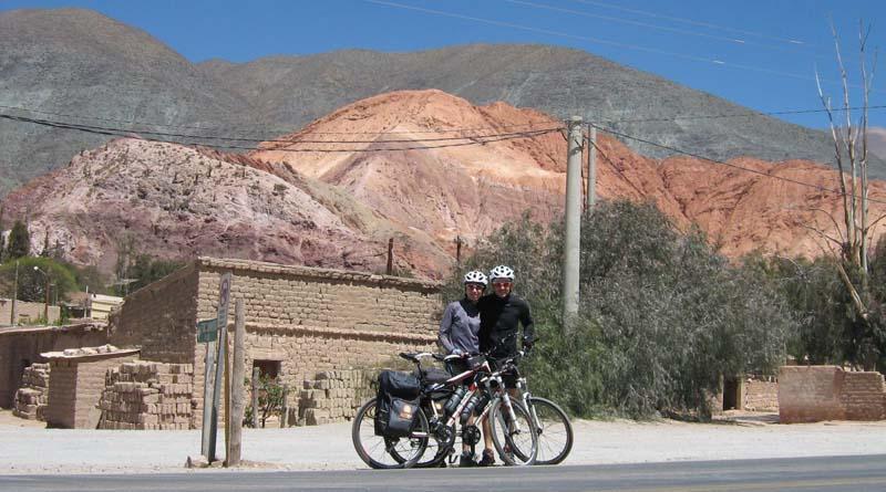Juan Savino Rodriguez desde Salta y Jujuy | Bicituristas