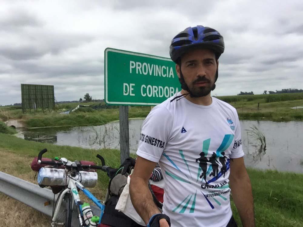 En Bici de Pergamino Arg a Santiago de Chile-10