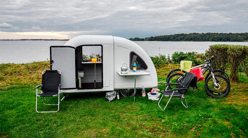 wide path bicycle camper bicituristas. Black Bedroom Furniture Sets. Home Design Ideas