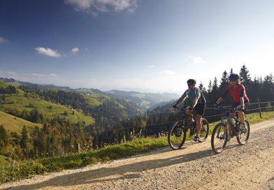 La ruta del queso Emmental en Suiza