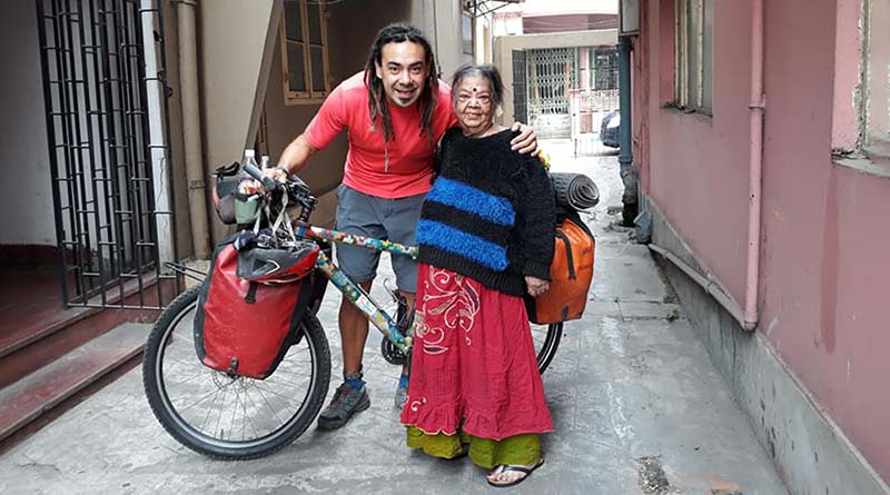 Pancho Luna en la India