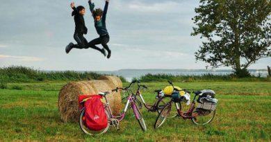 Nómados: un modo de vida en bicicleta